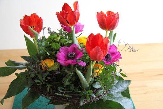 Blumenstrauß von Valentins.de
