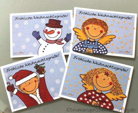 Kindzkopf Weihnachtskarten